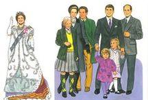 Paper Dolls: Royalty