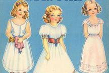 Paper Dolls: Tweens