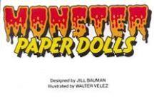 Paper Dolls: Unique Dolls