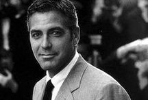 George Clooney / Everything and anything George. / by Jeanette Barrow Armstrong