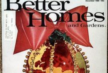Christmas Magazines : The Sixties