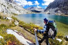 Not all that wander are lost... (Camping) / Ideas, Tips, and Tricks for Camping and Backpacking. / by Shana Dysert