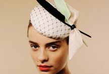 fascinators / Design-inspired fascinators, traditional British hats, millinery at its finest. These fascinators range from simple creations to extravagant masterpieces.