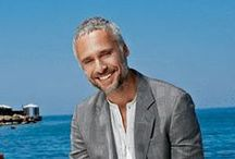 """Men Over 40/Men with Gray / Some men with gray hair can be stunning! Who said you have to be """"young"""" to be sexy?"""