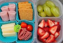 Lunchbox Ideas / by Tracey Smith