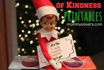 Elf on the Shelf / by Tracey Smith