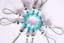 Stitch Counters / Markers / Knit & Crochet Stitch Markers and Crochet