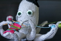 Knit Wit / by Linney Pig