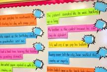 Colorful Writing / Inspiration, prompts, lesson plans and notebook ideas for teaching writing in the elementary classroom.
