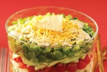 Veggies, Salads & Soup