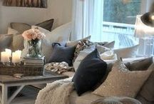 Home Sweet Home / home decor / by Avalon Christine