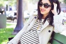maternity fashion.