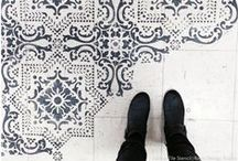 Flooring / Great flooring is the start to a beautiful space. Explore your options here and keep in mind the brand new, discount ceramic tile available at the Asheville ReStore year-round, starting at just $1.03/sq ft.