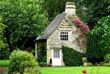 English & Scottish Countryside—Cottages / by Terri Mobley