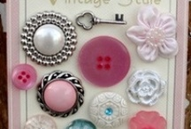 Buttons / by Susie Faires