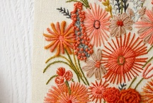 Needlepoint & Embroidery / by Susie Faires