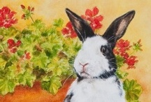 Animals—Bunnies / by Terri Mobley