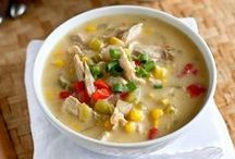 Soups and Stoups