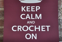 CROCHET!! / My new craft, crochet!!  Lots of neat ideas and some free patterns.