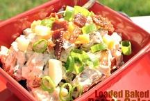Salad Recipes / by Amanda Leigh