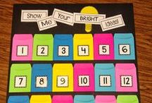 Colorful Fifth Grade / Fifth grade classroom ideas for all subjects - reading, writing, math, science and social studies.  A collection of room decor, organization and lessons.