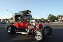 Dream Cruise 2015 / Birmingham MI has an annual car show event that is a cruise down Woodward Ave
