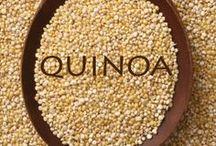 Receipes • Quinoa & Co / by Anita Sattler