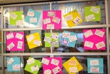 Colorful Genius Hour / Genius Hour ideas and projects for elementary and middle school students.