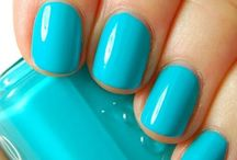 Nails / How to style nails in all kinds of fashions.