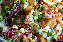 Food: Veggies & Sides