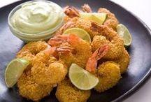 Shrimp & Fish