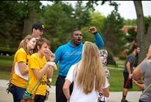 ODU Welcome Weekend 2014 / Ohio Dominican welcomes the incoming freshman   / by Ohio Dominican University