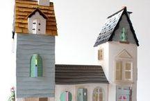 MIRANDA casitas de muñecas
