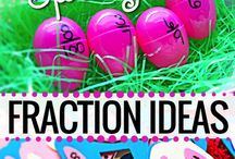Think Spring / Kids crafts, eduction ideas and art for the spring time!