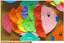 Sensational Summer / Kids crafts, eduction ideas and art for the summer time!