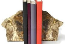 Shelf & Table Decor / Practical and decorative modern rustic art for shelf or table display.