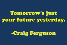 Craig Ferguson / by Lynn Frances