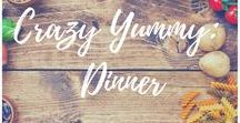 Crazy Yummy: Dinner