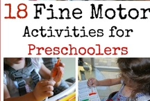Entertaining Munchkins / Things to keep the kids busy for hours / by Amanda Chandler-Joy