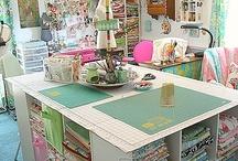 Art/sewing Room