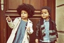 Kid Fashion / by Lydia Johnson