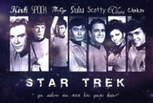 These Are the Voyages (TOS) / Of Star Trek's Original Series crew... / by Jessi Laird Markwell