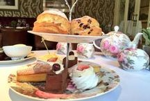 Afternoon Tea / Afternoon tea images from our gorgeous hotels