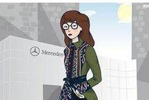 Fashion Week #nyfw #lfw #pfw #mfw  / Favorites from Fashion Week in NY / by Katie Daniel