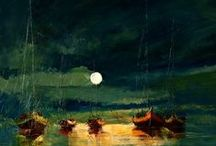 Art - Nocturnal Paintings