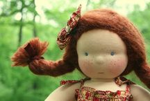 Dolls / Tutorials and ideas for handmade dolls and accessories.