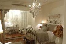 Bedroom / by Noelle Wezner