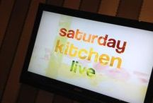 Saturday Kitchen / Look back and view images of Paul Foster, Head Chef at Mallory Court when he appeared on BBC1 Saturday Kitchen 24/1/2015