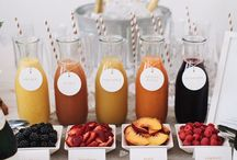 Brunch Party Ideas / Food + drink ideas for a brunch event!