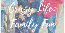 Crazy Life: Family Fun